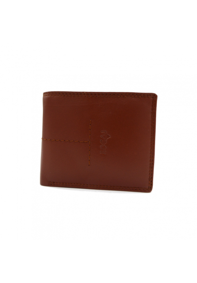 Cow leather card wallet for men