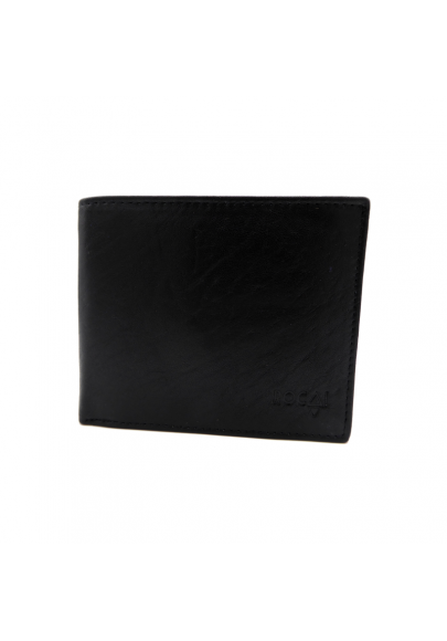 Cow leather card wallet with RFID
