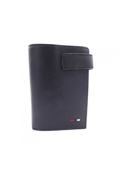Leather men´s wallet with outer purse